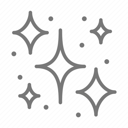 galaxy, science, sky, space, stars icon