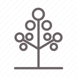 branch, environment, flower, forrest, leaves, nature, tree icon