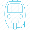 auto, autorikshaw icon