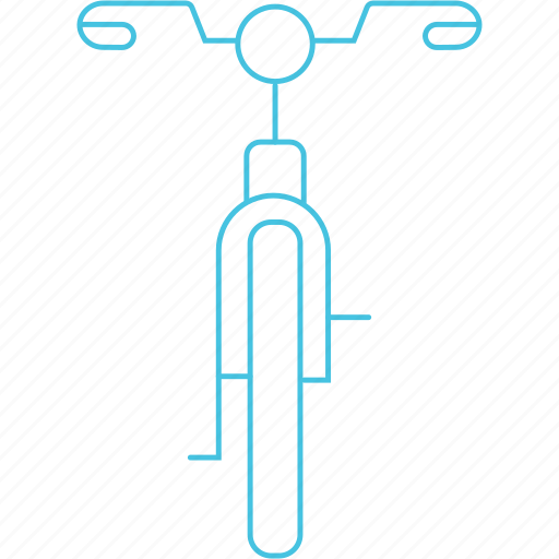 bicycle, cycle, transport icon