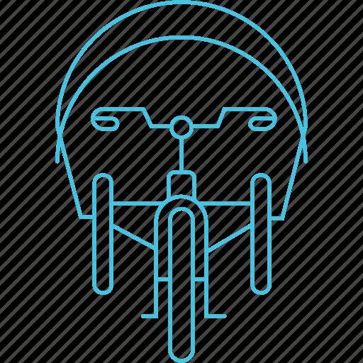 rickshaw, roadways, three-wheeler icon