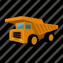 car, transportation, truck, vehicle icon