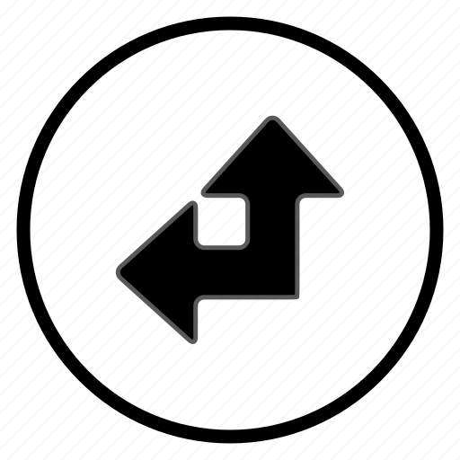 arrow, left, navigation, navigation icon, up icon