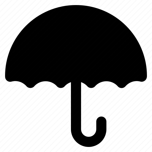 dry, insurance, protection, umbrella icon