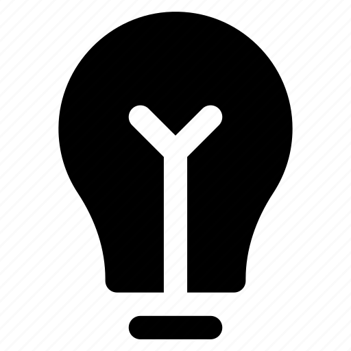 bulb, creative, idea, innovation, light, tips icon