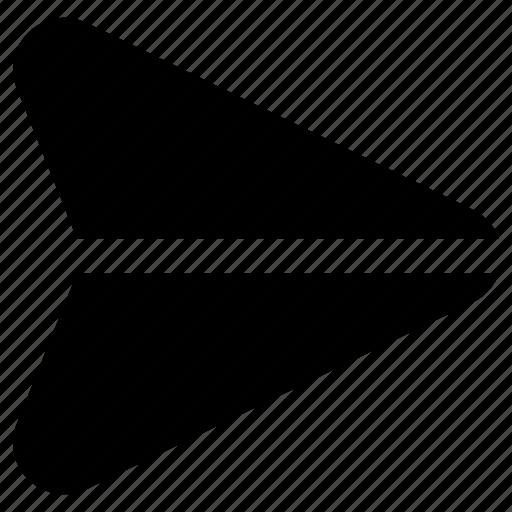 air, airplane, rocket, send, sent icon