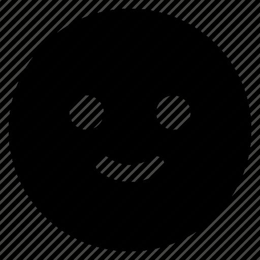 emoticon, face, feedback, happy, review, smile icon
