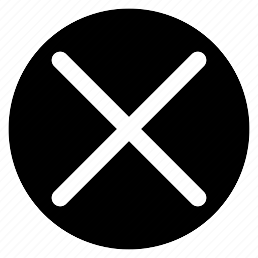 abandon, banned, cancel, forbidden icon