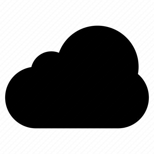 cloud, cloudy, data, forcast, storage icon
