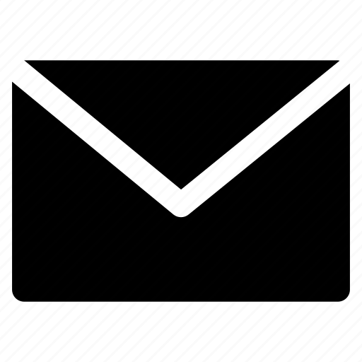 email, envelope, mail, post, postal, send icon