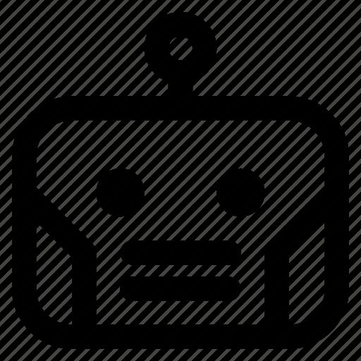 assistant, automation, intelligent, robot, robotic, technology icon