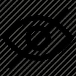 blind, hide, private, secret icon