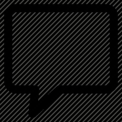 chat, comment, speak, speech, talk icon