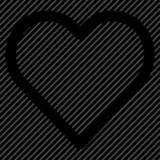 attraction, favorite, favourite, heart, like, love icon