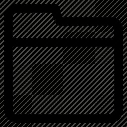 data, file, folder, organize icon
