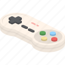 console, controller, game, gamepad, gamer, gaming, play, retro, video, vintage icon