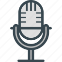 audio, mic, microphone, record, recording icon