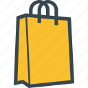 bag, buy, deal, paper, paperbag, shop icon