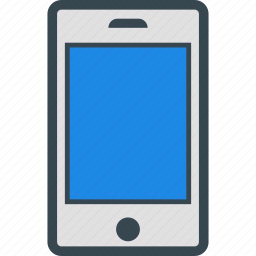 cellphone, communication, mobile, phone, smartphone icon