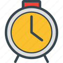 clock, hour, time, timer, watch icon