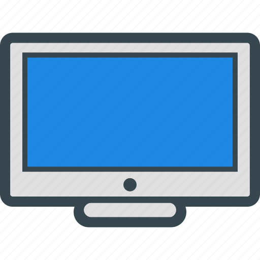 Pc, screen, computer, monitor, desktop icon