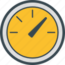 dashboard, meter, speed, speedometer icon