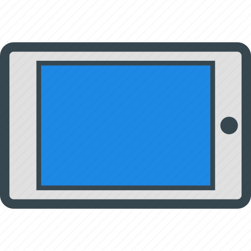communication, device, ipad, mobile, portable, tablet icon