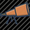 discover, discovery, idea, telescope