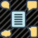 chat, chatting, communication, conversation, feedback, forum, message