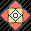 decoration, marking, motif, pattern icon