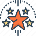 approved, blog, fab, like, popular, star icon