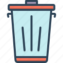 dump, dustbin, garbage, recycle, trash, waste