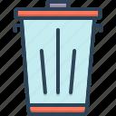 dump, dustbin, garbage, recycle, trash, waste
