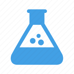 experiment, flask, lab, reactions, tubes icon