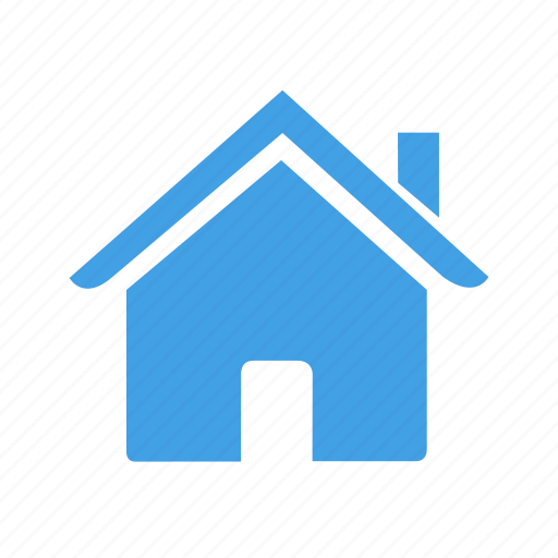 Hut House Logo: Home, House, Hut, Living, Sweethome Icon