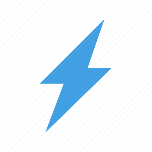 danger, electricity, generated, highvoltage, power icon