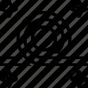 bend, flexi, flexible, quirk, turn, twist, warp icon