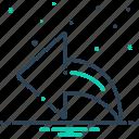 backarrow, direction, left, pointer, shape icon