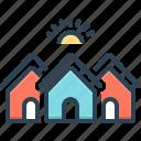 apartment, buildings, homes, housing, residences, residential, shelter