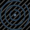 circle, cycle, wheel, gyre, disk, ellipse, round
