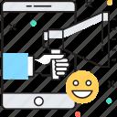 advert, bullhorn, media, mobile marketing, mobile media icon