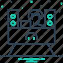 helpdesk, keeper, manipulator, operator, people, support icon