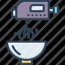 mixer, blender, culinary, electronic, grinder, juicer, mixing