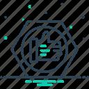 ok, believe, confidence, trust, thumb, verified icon
