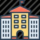 colleges, university, educational, institution, academic, building, school