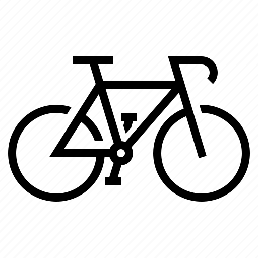 bicycle, bike, cylcing icon