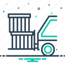 cargo, commodities, goods, stock, wares icon