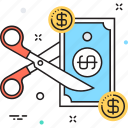 charge, cost, expenses, payment, price icon