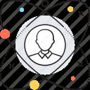 career growth, development, employee, personal development, promotion icon