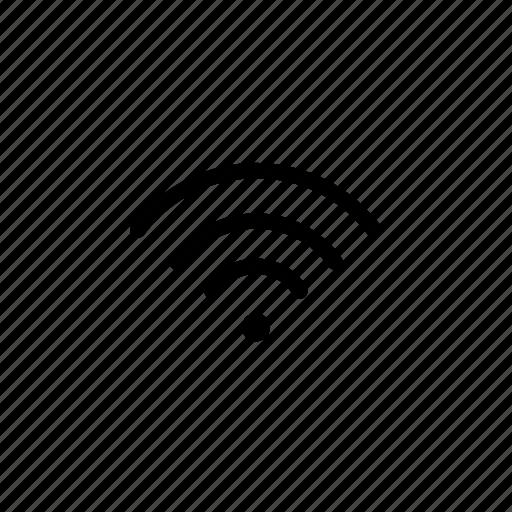internet, public, signal, web, wi-fi, wireless icon